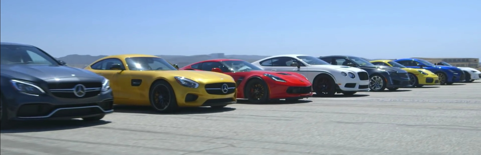 The Ultimate Luxury Muscle Car Race...Who Is fastest? - Muscle Car Boss