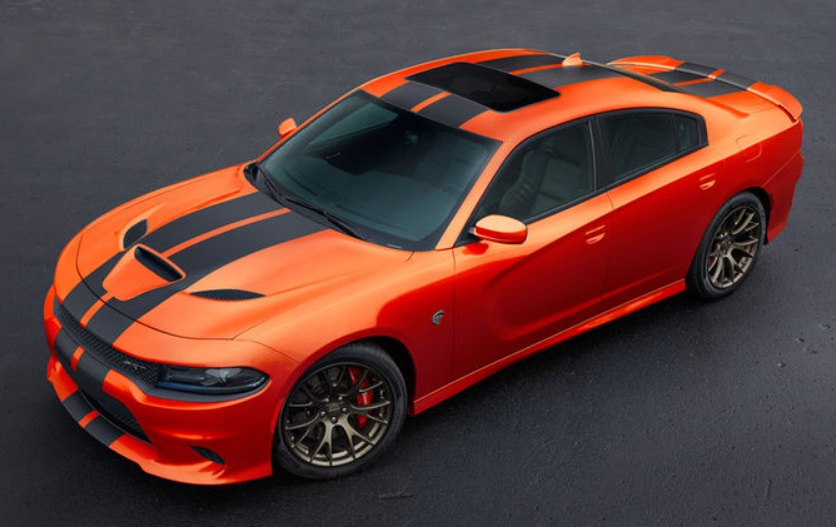 Now You can Order 2016 Dodge Challenger or Charger SRT models in ...